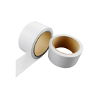Sticky Double Sided Tape with Backing White Paper Roll