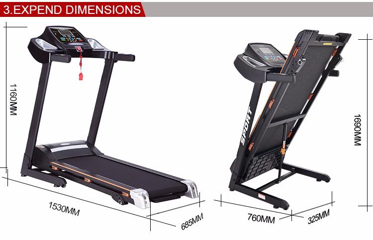 Fitness Equipment A Treadmill Home Running Machine - Buy A ...