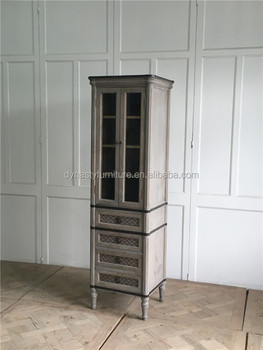 french bathroom furniture tall wood vanity cabinet buy furniture