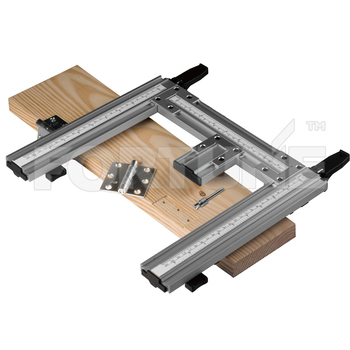 Progrip Hinge Mate Mortising System Door Tool Woodworking