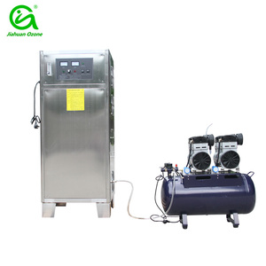 industrial sewage water treatment purification plant ozone generator system