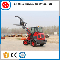 High Quality wholesale factory low prices wheel loader mini
