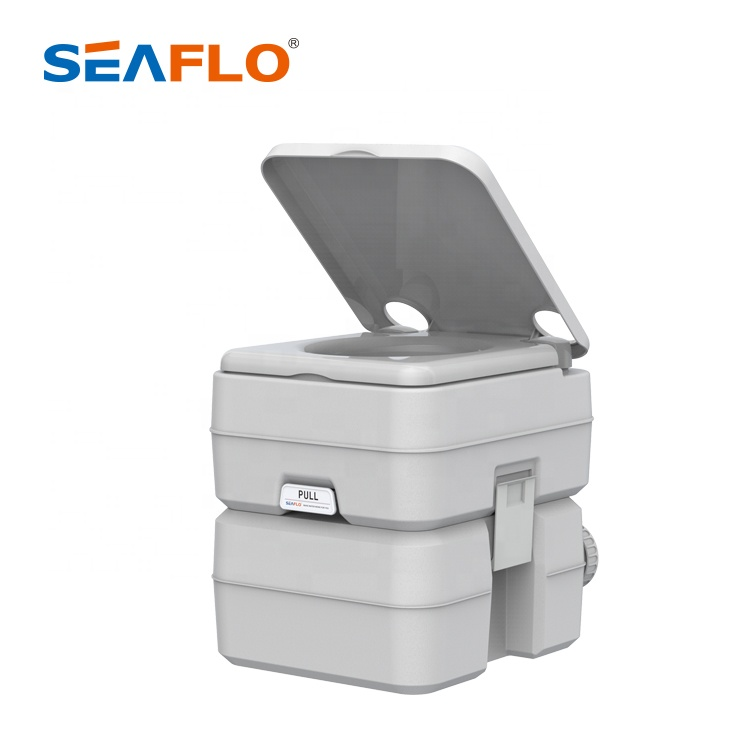 SEAFLO 20L 10L Easy to Clean camping caravan manufacturers china portable toilet price