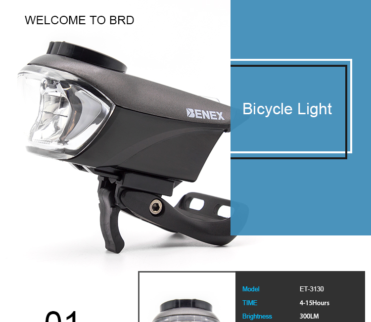 Safety Flashing Front Rechargeable Set Mtb Bicycle Led Usb Bike Light