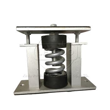 Easy Installation Hvac Spring Floor Mount Vibration