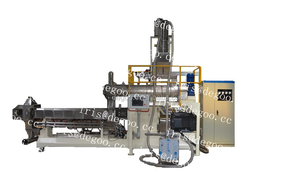 Textured Soy Protein / Artificial Protein Meat Procesing Line ...