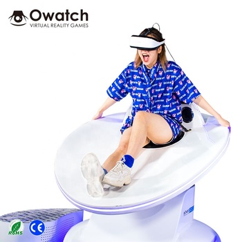 Latest Design Virtual Reality Motion simulator 9D VR Surf VR Slide with Thrilling Experience