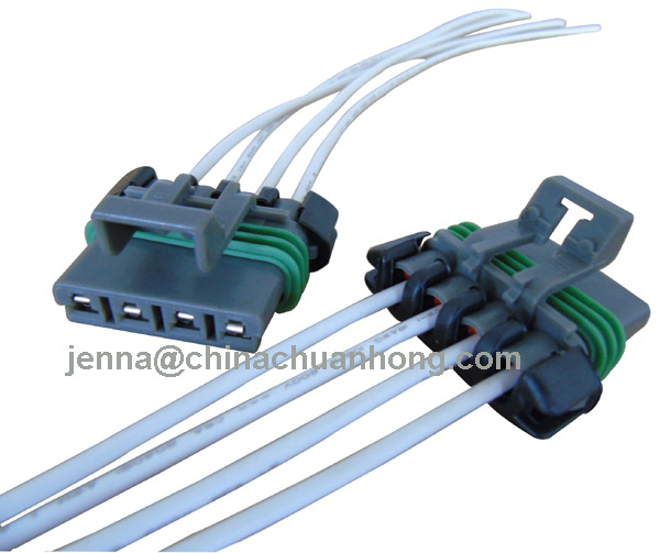HTB1uFIkXPuhSKJjSspaq6xFgFXaS ls1 ls6 ignition coil wiring harness pigtail connector 4 pin for ls6 wiring harness at aneh.co