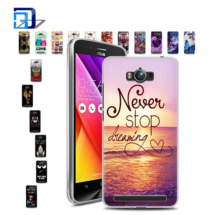 New Products 2016 Soft UV Printed Gel TPU Rubber Back Cove For Asus ZenFone <strong>Max</strong> ZC550KL ZenFone 5000 Case China Supplier