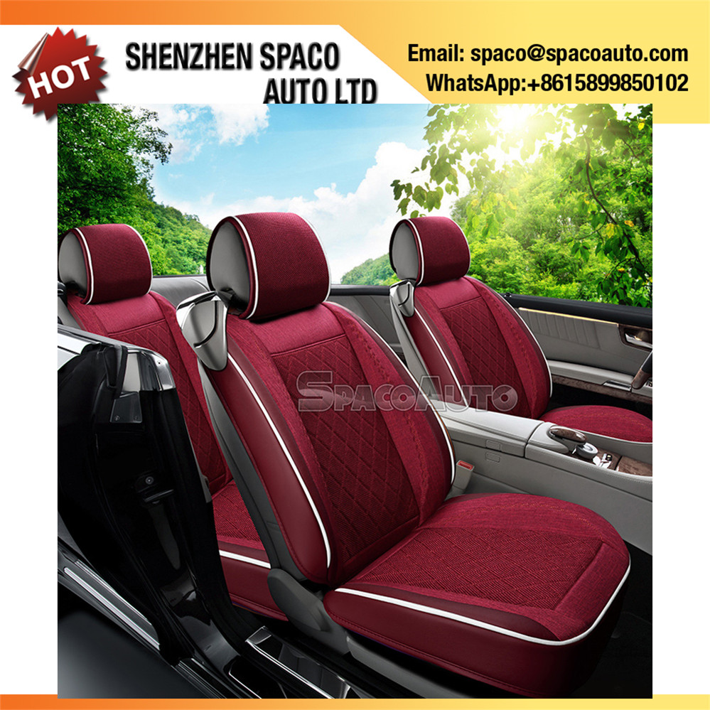 Factory Wholesale Dubai Wellfit Car Seat Cover Auto Price For Toyota Honda City