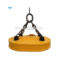 2018 hot sale Magnetic lifting electromagnetic for Steel objects