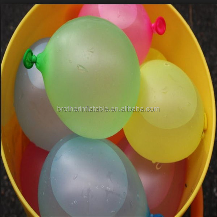 2016 summer playground water bomb fight balloons water balloons manufacturers