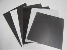 Flexible printable magnetic rubber sheet