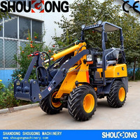 Mini Wheel Loader SG950 High Quality