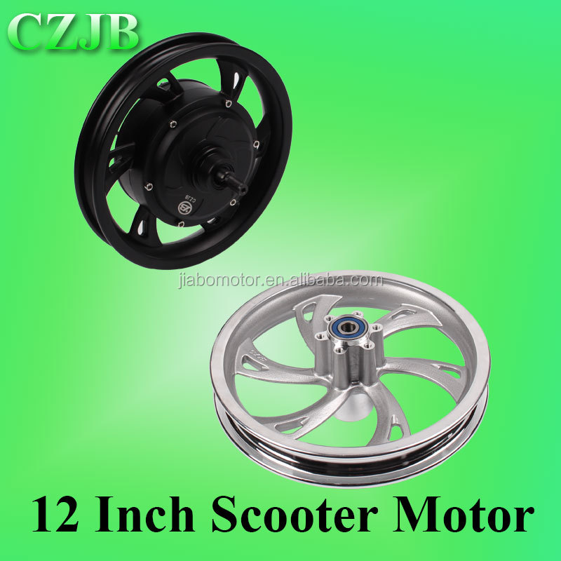 light weight 12 inch electric bicycle wheel hub motor 250w