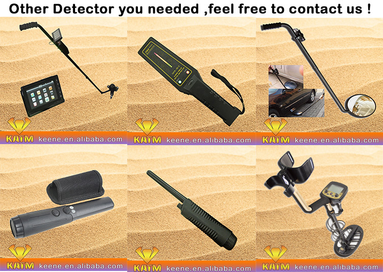 Brand-New Portable Handheld Metal Detector ESH-10