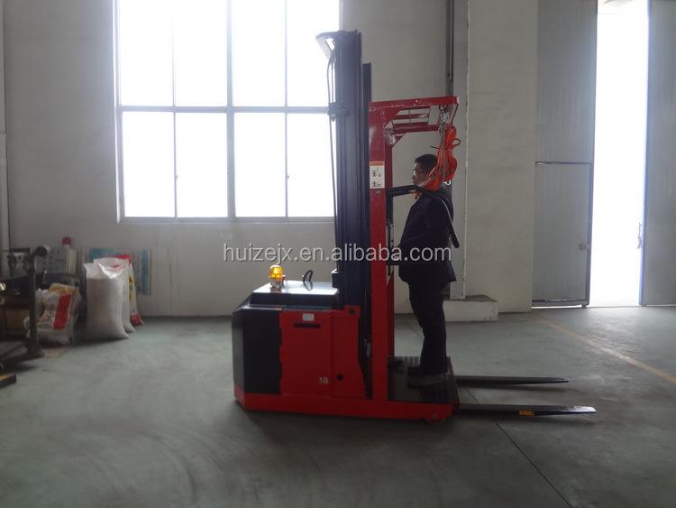 Battery Electric Order Picker 2200 Lb 3m Original Forklift Lift ...