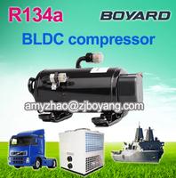 Boyard solar enegry energy refrigeration control 48v dc air conditioner compressor for heat exchange parts conditioner system