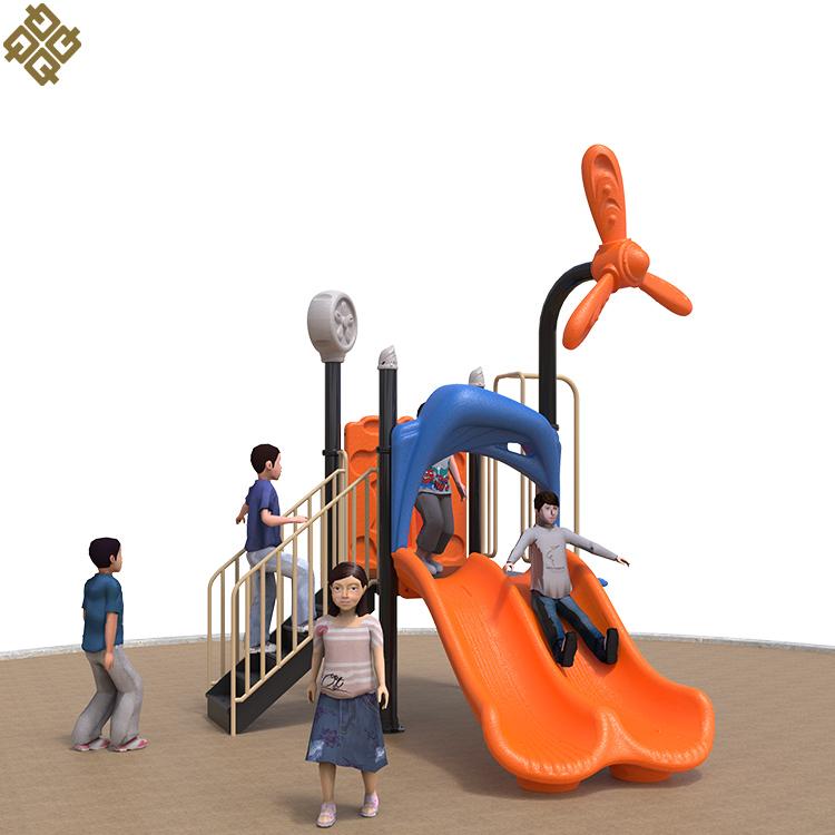 Magic Serie Nieuwe Ontwerp Commerciële Plastic Outdoor Speeltoestellen