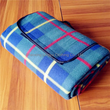 plaid printed stylish colors knitted softextile blanket picnic beach and travel thick made throw blanket for outdoor