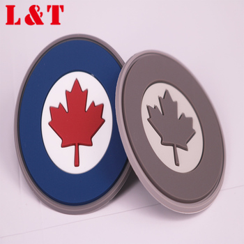 Fast Delivery Custom Pvc Morale Patches