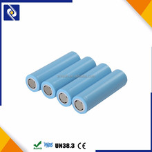Factory price 18650 3.7V 1800mAh li-ion rechargeable battery for power bank