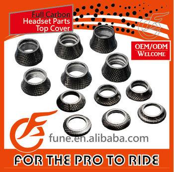 Bicycle Parts Carbon Headset Parts Top Cover Buy Headset Part