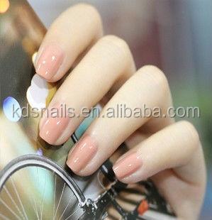 2017 Printemps couleurs gel, nu rose UV gel pour les ongles