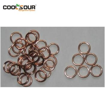 COOLSOUR Copper-Phosphorus-Silver Brazing Cheap Filler Metal , Refrigeration Parts