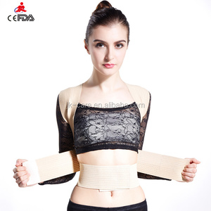 Double Pull orthopedic Lumbar Back Support Girdle for Back Pain