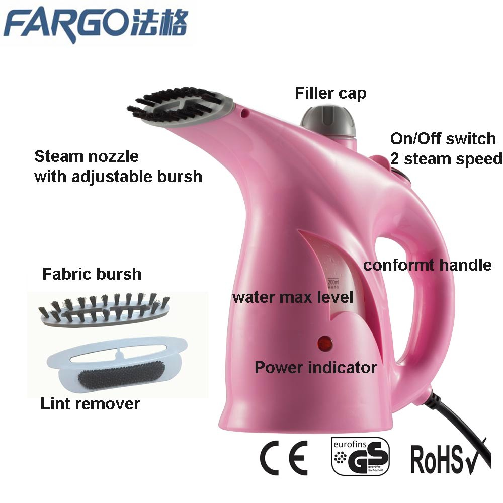 Portable hand held mini mini garment steamer 2 in 1 buy garment steamer mini garment steamer - Six advantages using garment steamer ...