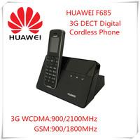 Original New HUAWEI F685 Fixed Wireless Terminal 3G DECT Digital Cordless Phone/Wireless Telephone