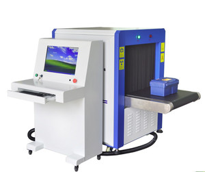 X-ray Baggage Scanner, Weapons Drugs Explosives Detection Systems MCD-6550