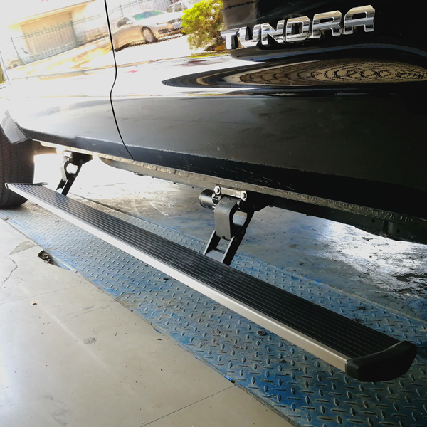 Automatic Side Step For Toyota Tundra Power Electric Running Board Tundra