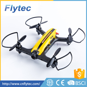 (Ship from US) Newest Flytec T18D Mini RC Quadcopter WiFi FPV 720P Racer Wide Angle HD Camera RC Racing Drone