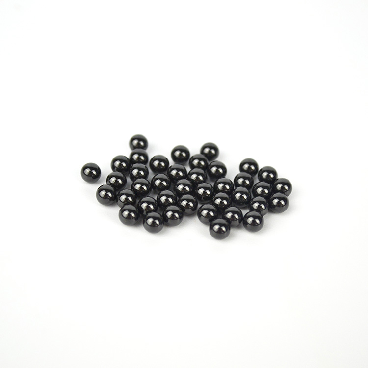 high quality 3.969mm  6mm 7mm silicon carbide precision black  car ceramic bearing ball price