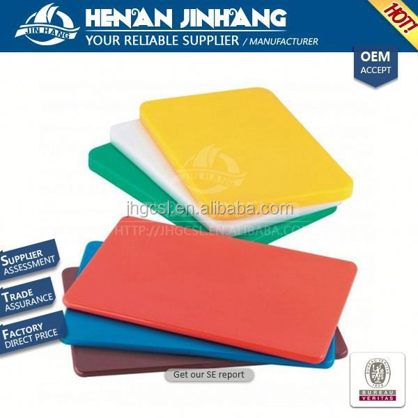 natural plastic anti slip lite chopping board manufacture