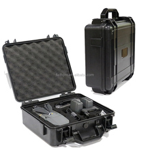 Anti-riot Hard Shell Suitcase for DJI Mavic Pro Fly More Combo Waterproof Mini Size Carrying Case