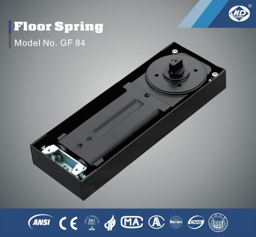 Hd 84 Taiwan Floor Spring Best Selling Door Closer For Glass Door