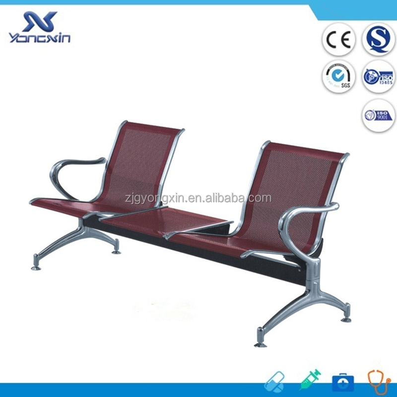 two seater airport chair with tea table (YXZ-W1)
