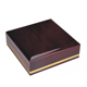 customized top quality varnish wood ornament storage box