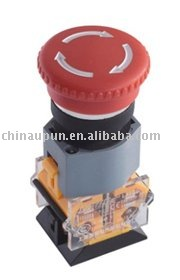 E Stop Push Button Switch CE