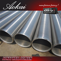 johnson stainless water well screen steel tubing SS202 with high quality