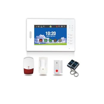 2018 Ev Alarm Sistemleri Kablosuz Lcd Dokunmatik Ekran Gsm Kablosuz Guvenlik Alarm Sistemi Buy Ev Alarm Sistemleri Kablosuz Kablosuz Guvenlik Alarm