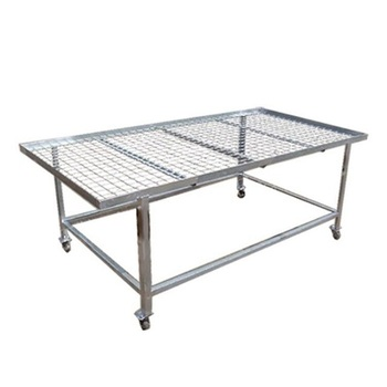 225 & Commercial Stationary Greenhouse Seed Bed Benches - Buy Fixed Top Greenhouse BenchSeedbed Seed BenchGreenhouse Stationary Benches Product on ...