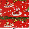 BST wholesale new arrival Hydro Art DIY hydrographic film QD378 Santa Claus pattern 0.5 m Width water transfer printing Film