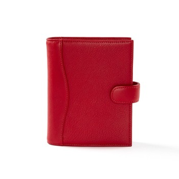 Wholesale Hot Selling Pu Leather Playing Card Case with Notepad