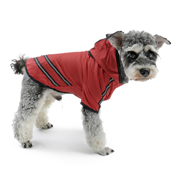 Speedypet Fashionable Jacket, Four Colors Can Choose The Dog Clothes Coat/Pet Rain Coat That Can Reflect The Light