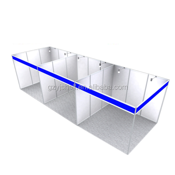 China Exhibit Booth Design/exhibition Equipment 3x3 Booth Rental ...