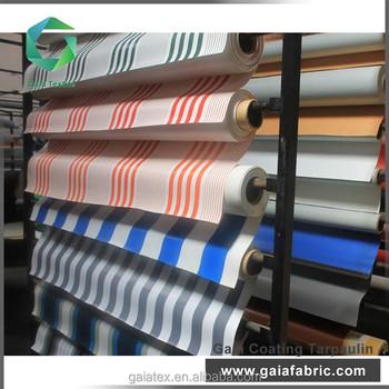 High Quality Cheap Custom Outdoor Pvc Tarpaulin Striped ...